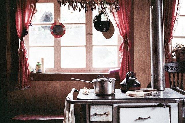 Kuchyň dělá domov