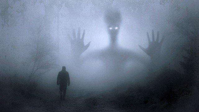 démon v noci