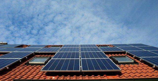 Energie ze solárních panelů pro Vaši domácnost