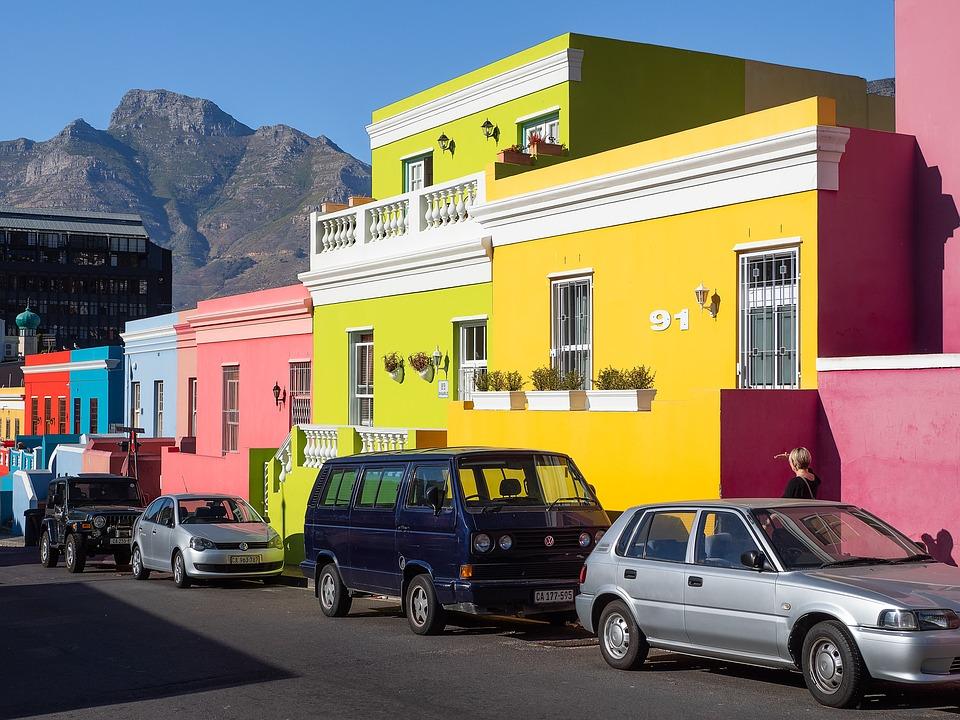 jihoafrická dodávka